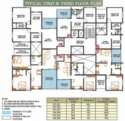 Dhavel Nilayam Cluster Plan