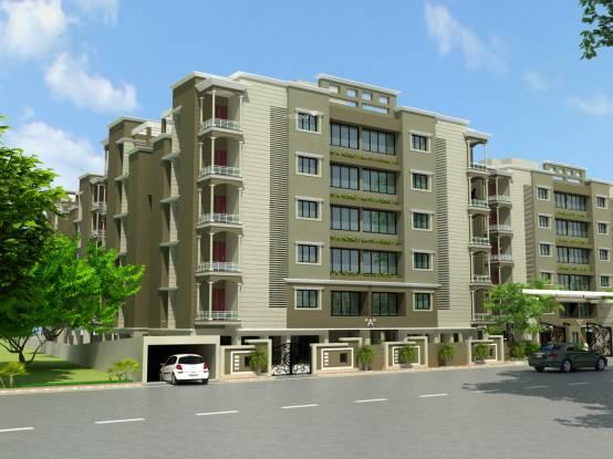 Mandot Sumeru Residency Elevation