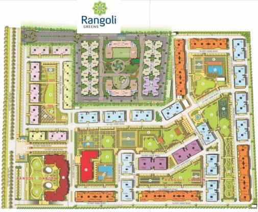 Manglam Rangoli Greens Master Plan
