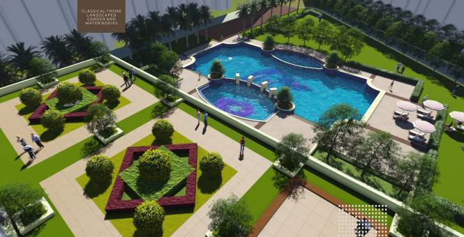 Prateek Grand Carnesia Amenities