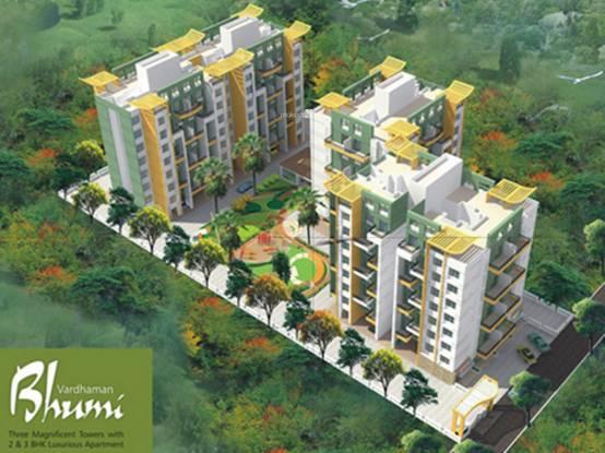 Vardhaman Bhoomi Elevation