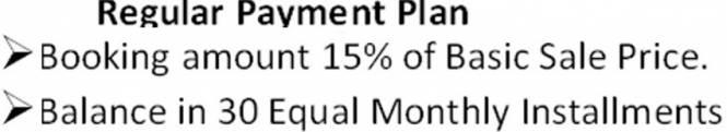 Nebula Aavaas Payment Plan