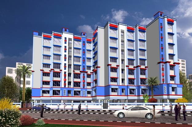 Kaustubh Gorai Visamo CHS LTD Elevation