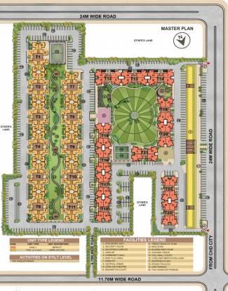 CHD Karnal Homes Master Plan