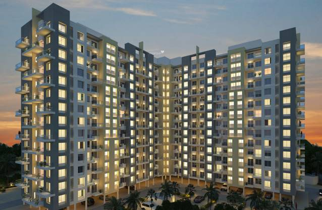 Sanket Kool Homes Panchamrut Elevation