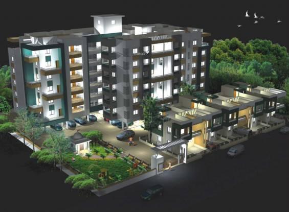 Barde Shiv Residency 3 Elevation