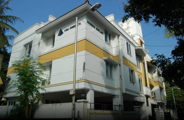 Yuga Krishna Enclave Elevation