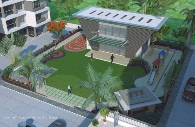 SS Sai Simran Residency Amenities