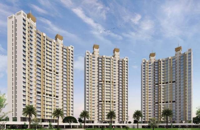 Gurukrupa Marina Enclave Elevation
