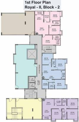 Unimark Springfield Cluster Plan