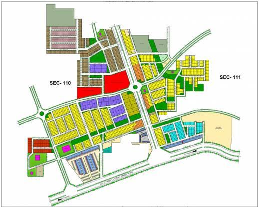 ACME Floors Layout Plan