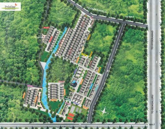 Highlife Pristine Stone Ridge Layout Plan