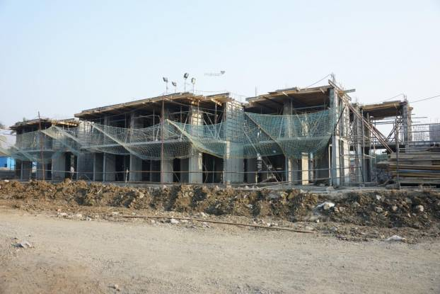 Mahindra Happinest Construction Status