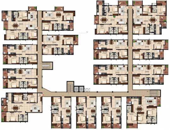 Aashrayaa Onyx Cluster Plan
