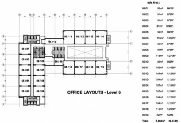 ETA Liberty House Cluster Plan
