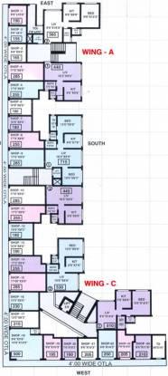 Baria Ambo Vihar Cluster Plan