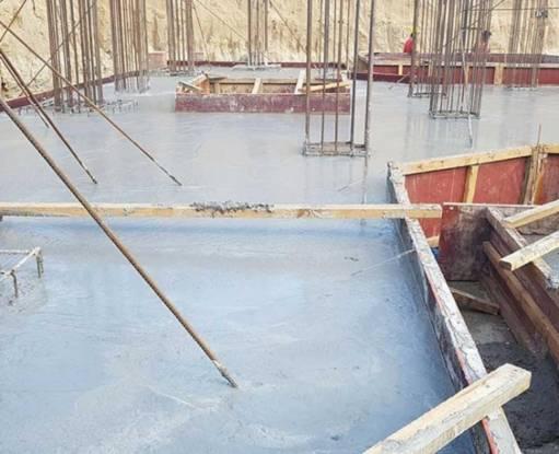 Urbainia Trinity Construction Status