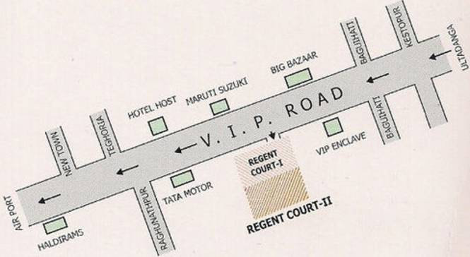 RDB Regent Court Location Plan