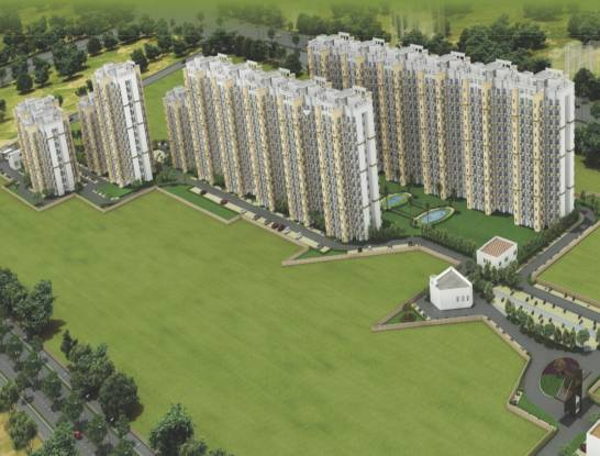 GLS Arawali Homes Elevation