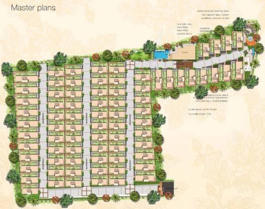 Shravanthi Oakridge Master Plan