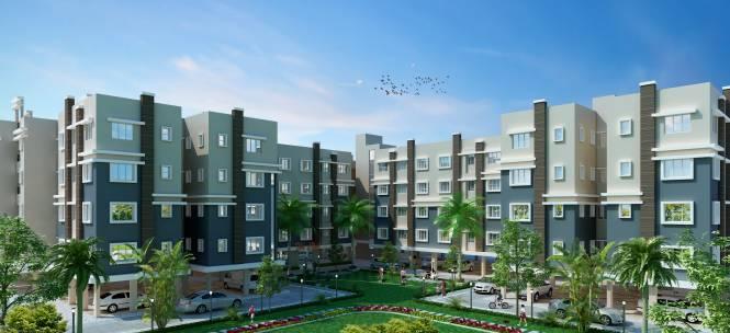 Jain Dream Pratham Elevation