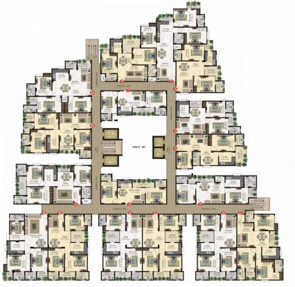 Vardhman Horizon Cluster Plan