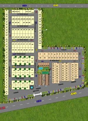 Deswal Shivalik Springs Apartments Layout Plan