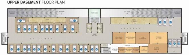 SDC Courtyard Cluster Plan