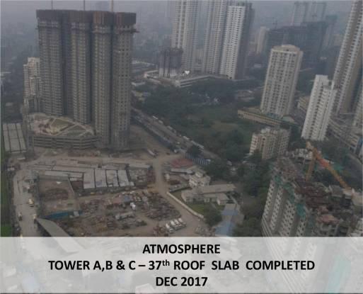 Wadhwa Atmosphere Phase 1 Construction Status