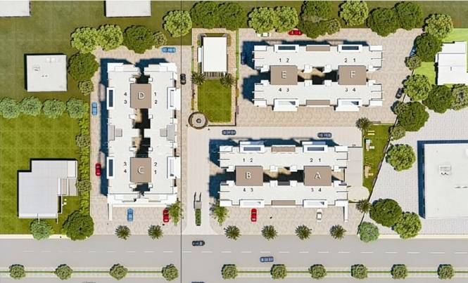 Vaishnodevi Heights Site Plan