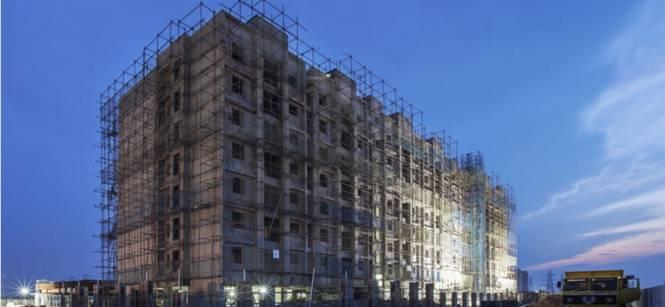 Radiance Mercury Construction Status