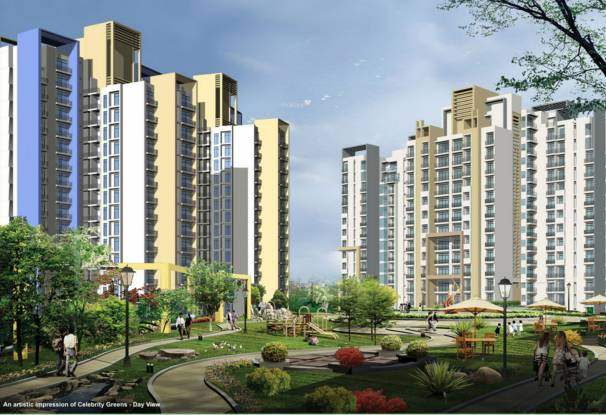 Ansal Celebrity Greens Elevation
