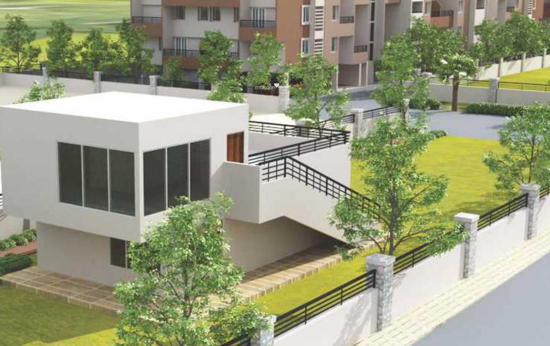 1050 sq ft 2BHK 2BHK+2T (1,050 sq ft) Property By Proptiger In Scrum Utkrash, Hinjewadi