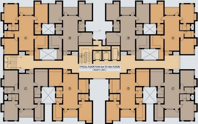 Green Prakrriti Cluster Plan