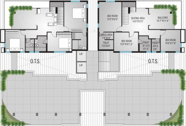 Sneh Velani Heights Cluster Plan
