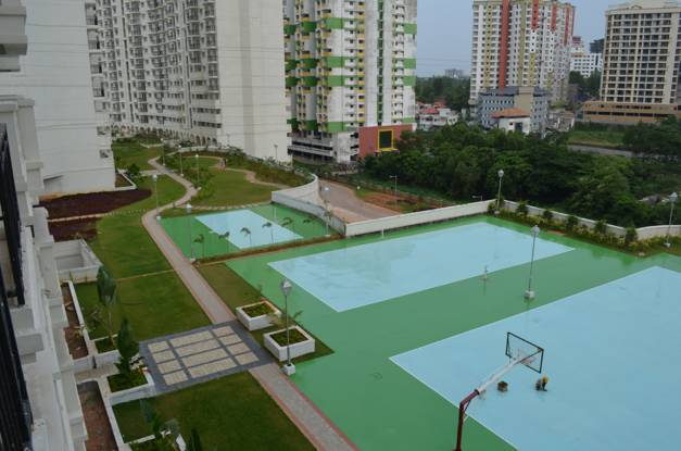 DLF New Town Heights Amenities