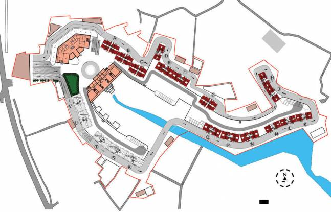 DLF New Town Heights Layout Plan