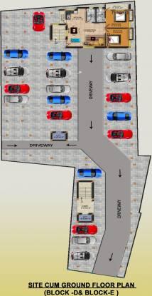 RKN Diksha Flats Phase II Cluster Plan