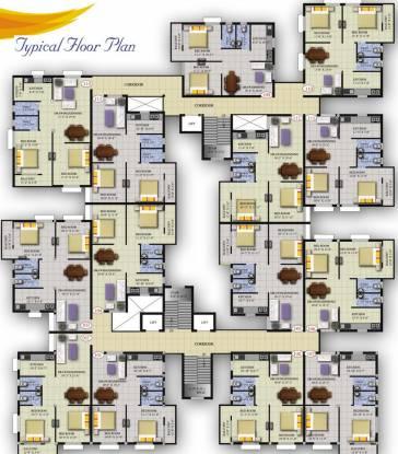 Roshan Elegant Cluster Plan