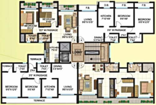 Anchor Park Cluster Plan