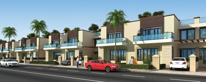 Satya The Villas Elevation