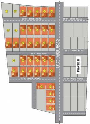Engineers Pearl Residency Site Plan