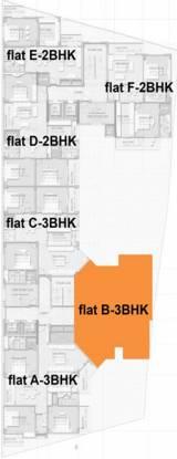 G R Park Royal Apartment Cluster Plan