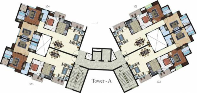 Rohtas Platina Cluster Plan