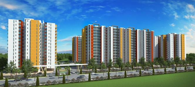 Viraj Sun Breeze 2 Elevation