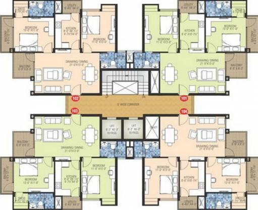 Ashadeep The Plam Cluster Plan