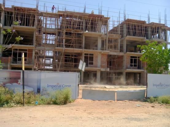 Gandharva Imperial Crest Construction Status