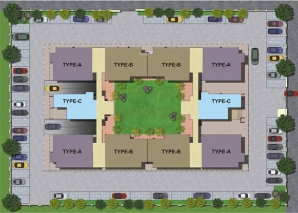 Gandharva Imperial Crest Site Plan