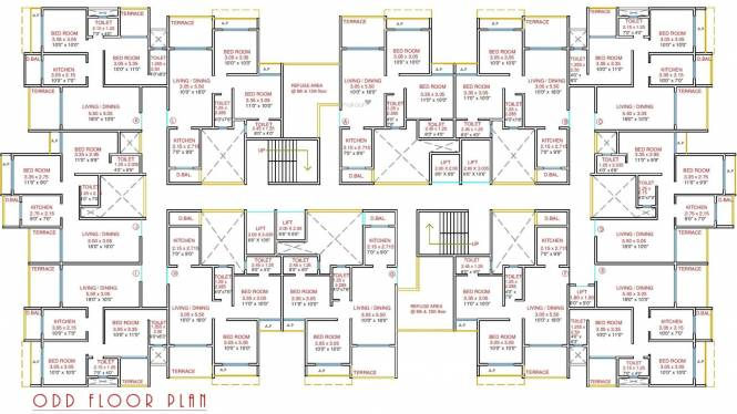 Wellwisher Kiarah Terrazo Cluster Plan