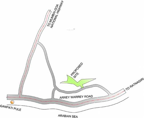 Oceanic Valley Location Plan